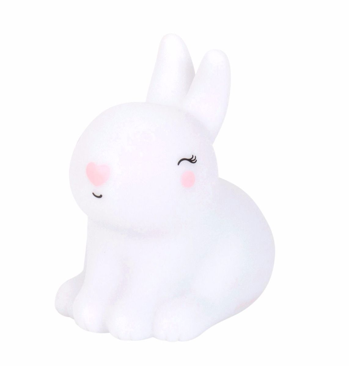 Image of   LED lampe fra A Little Lovely Company - Bunny