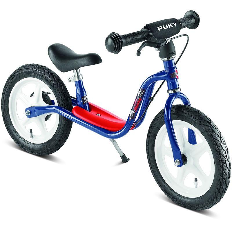 Løbecykel fra PUKY - LR 1L BR - Håndbremse - Captn Sharky