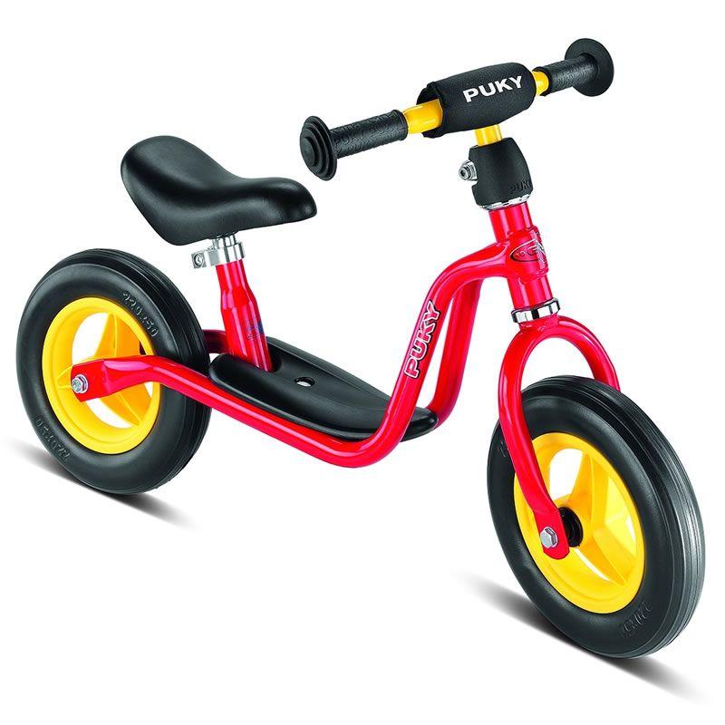 Løbecykel fra PUKY - LR M - Rød