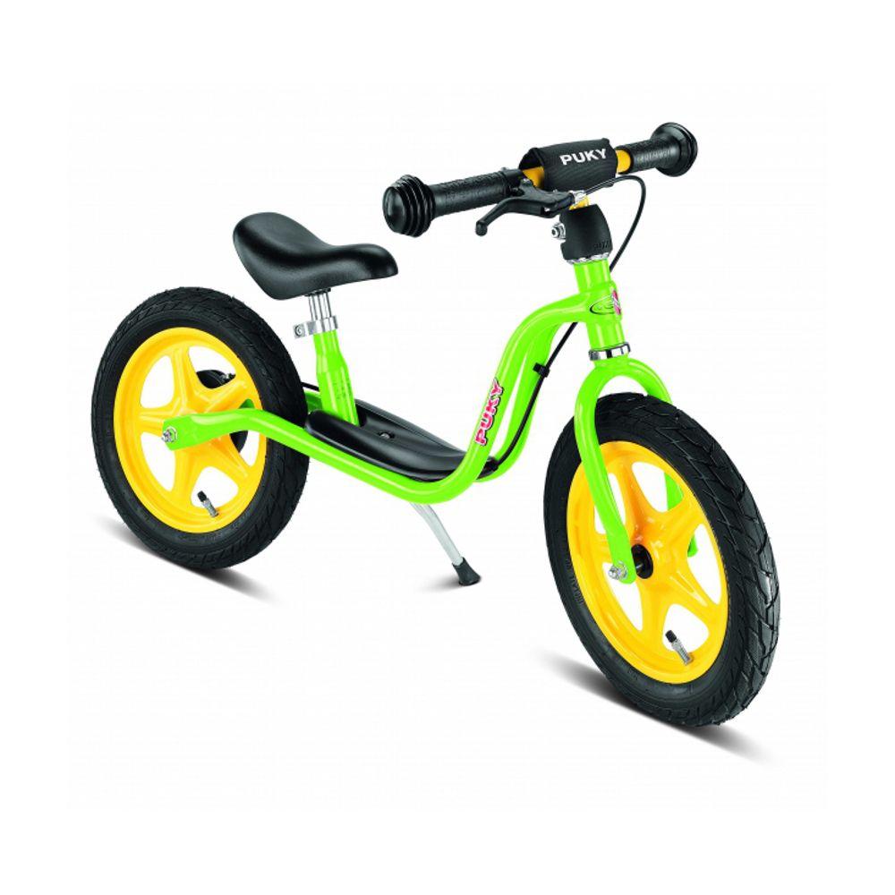 Løbecykel fra PUKY - LR 1L Br - Håndbremse - Kiwi