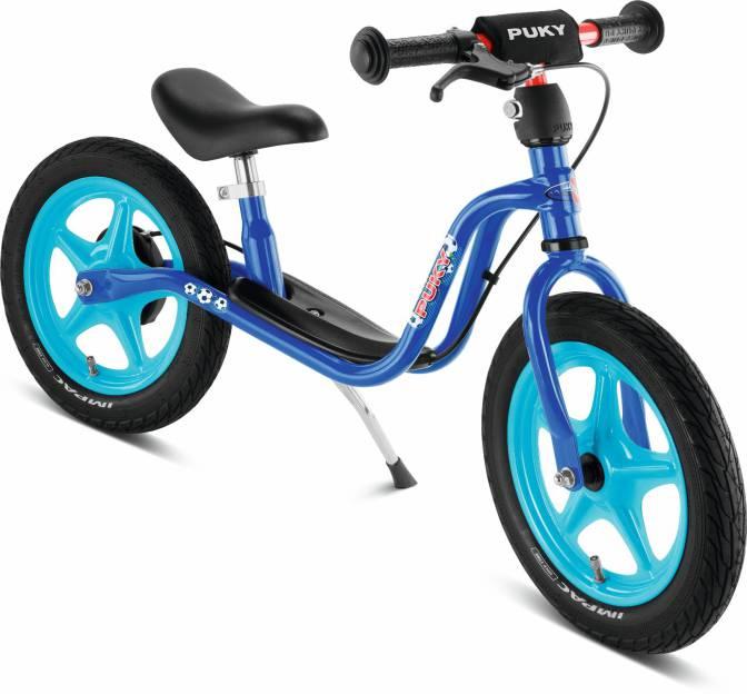 Løbecykel fra PUKY - LR1 L BR Blå