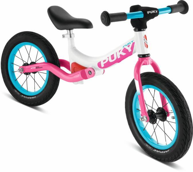 Løbecykel LR Ride fra Puky (Hvid/Pink)