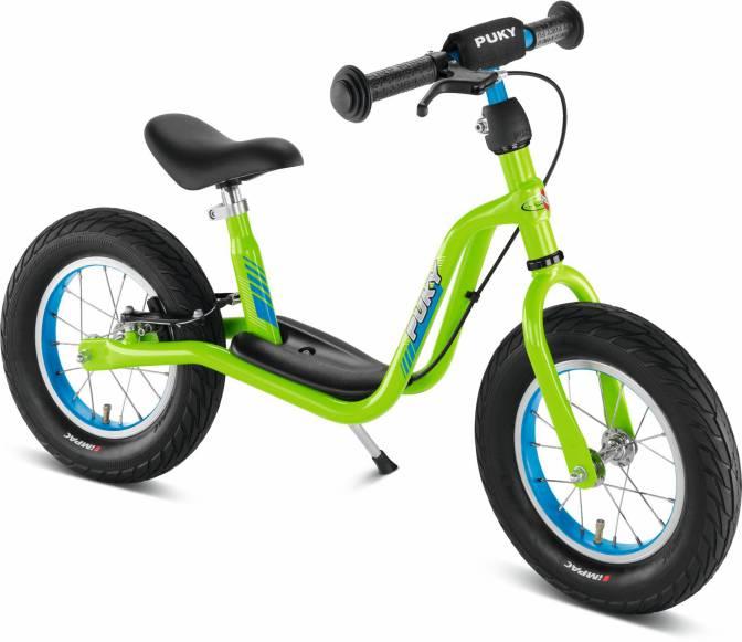 Løbecykel fra PUKY - LR XL - Håndbremse - Kiwi