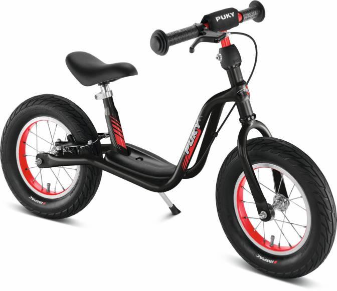 Løbecykel fra PUKY - LR XL - Håndbremse - Sort