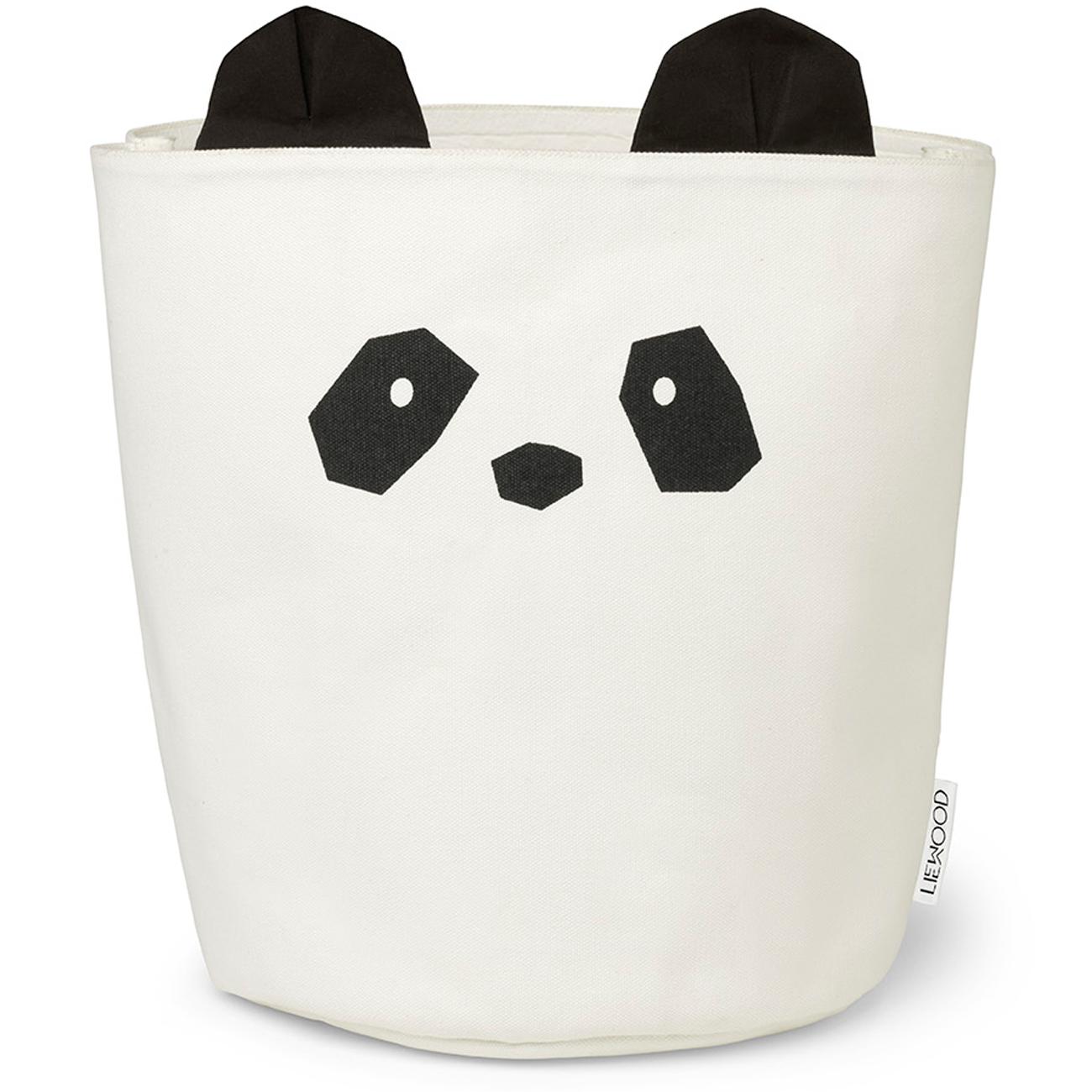 Stofkurv fra Liewood - Stor - Panda