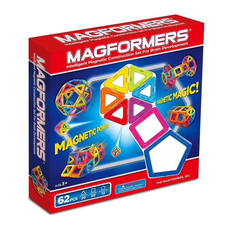 Magnetisk Byggesæt - Magformers-62