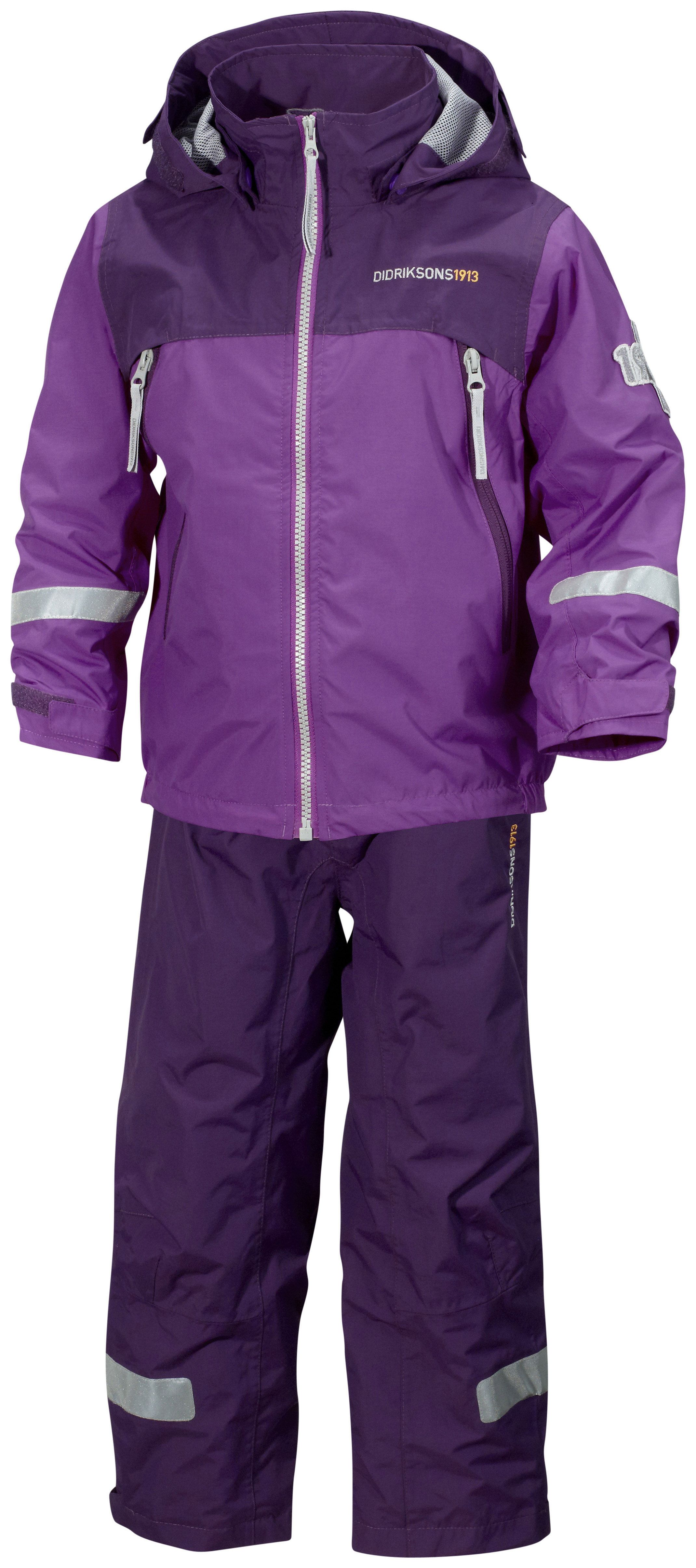 Overgangssæt fra Didriksons - All-weather  - Makalu - Amethyst