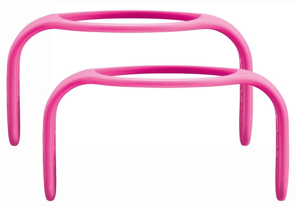 Image of Håndtag til flasker fra MAM - Universal - Hold my Bottle - Pink (2 stk) (MAM-ACC04-PNK)