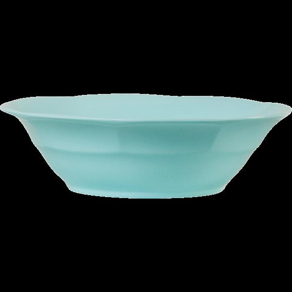 Image of Dyb tallerken fra RICE - Melamin - Mint (MEGSB-DMI)