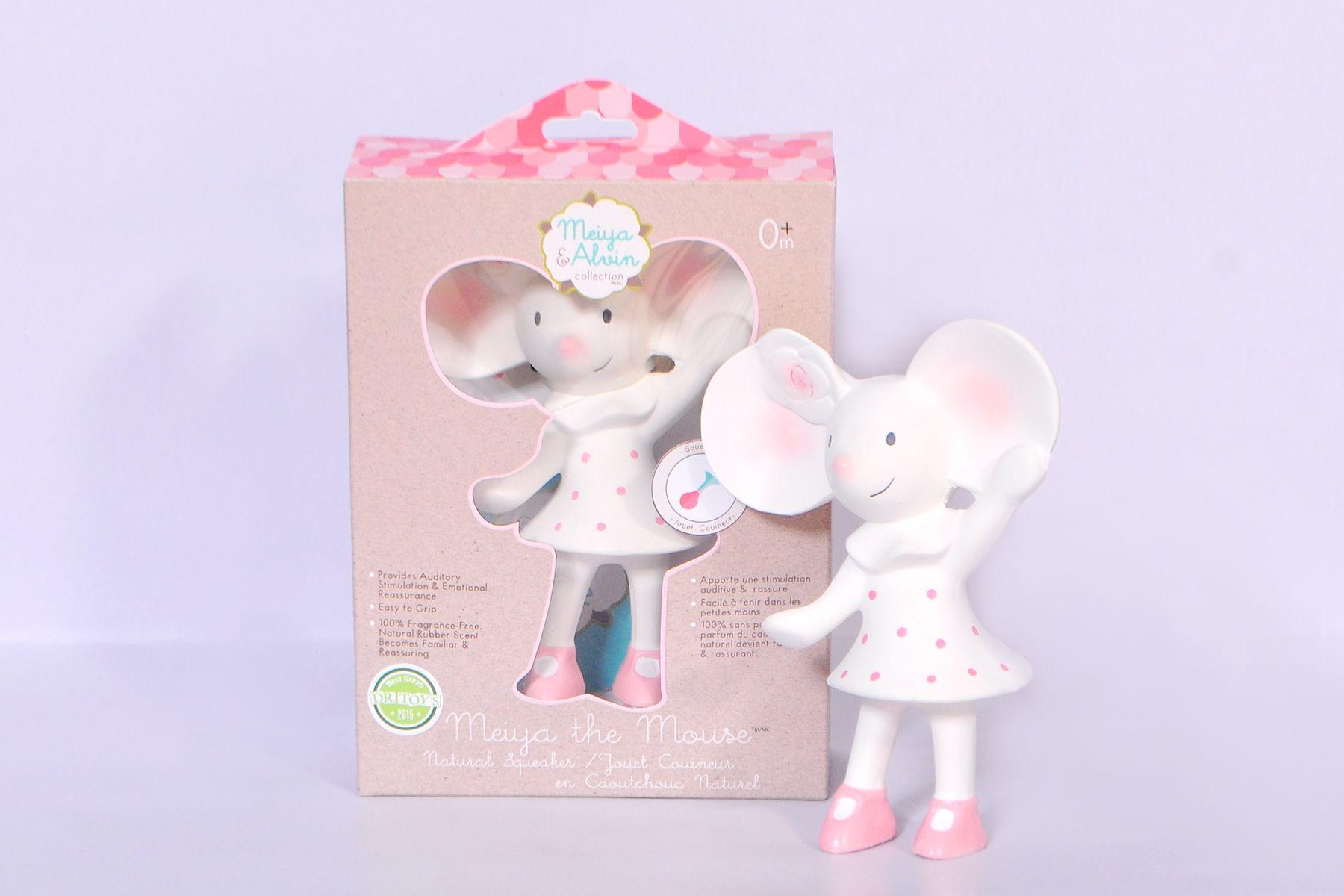 Image of   Squeaker Figur fra Meiya og Alvin- Meiya
