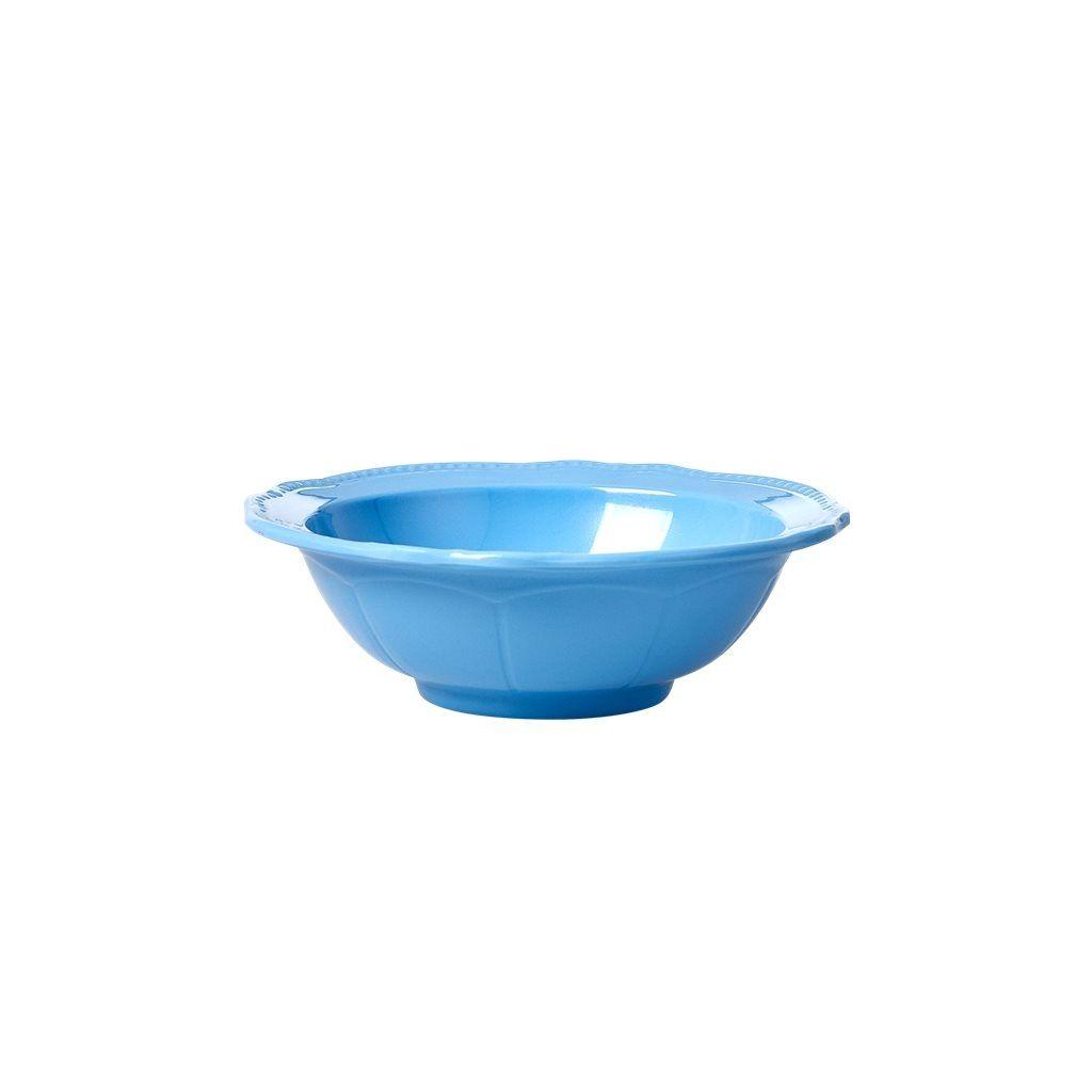 Melaminskål fra RICE - Mini - Himmelblå