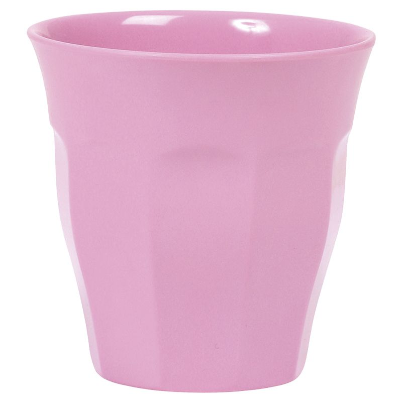 Image of Krus i melamin fra RICE - Medium - Baby Pink (MELCU-II)