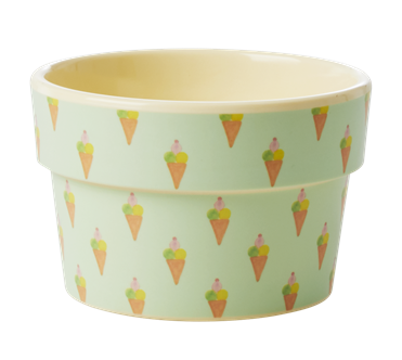Image of Ice Cream Cup fra Rice - Grøn (MELIC-SUMXC_Grøn)
