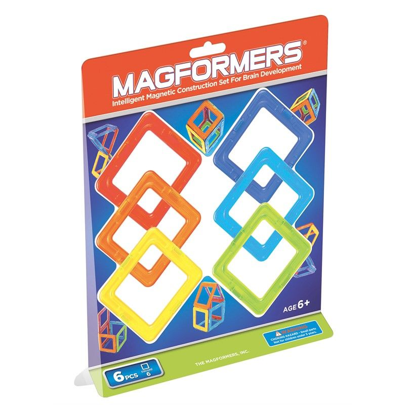 Magnetisk Byggesæt - Magformers-8