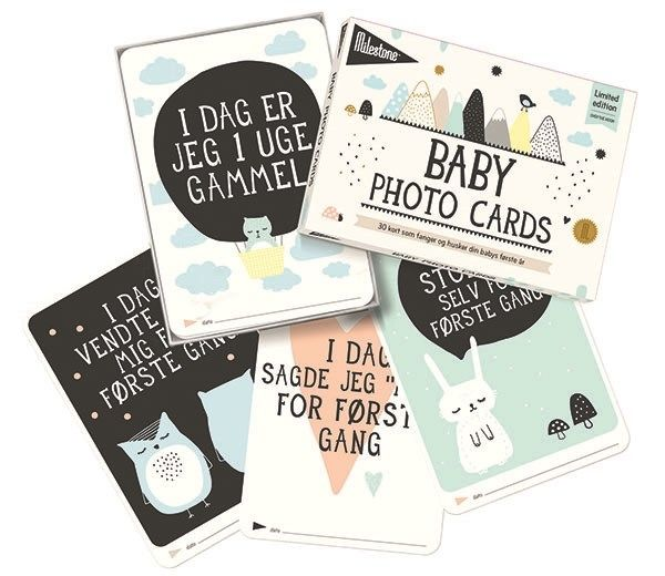 Image of Milestone Baby Photo Cards - Over The Moon (Limited Edition) (MBCLE112)