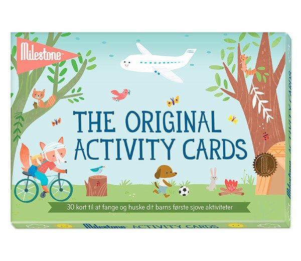 Image of Milestone Junior Cards - Original Activity Cards (MAC111)