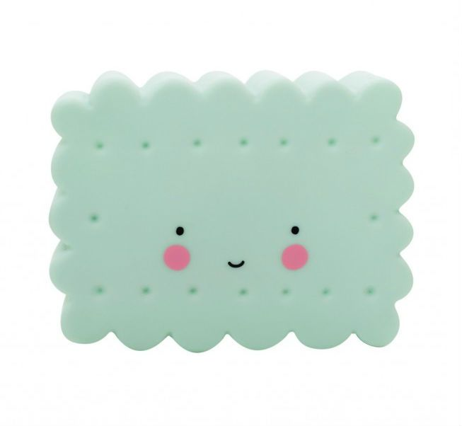 Image of   LED lampe fra A Little Lovely Company - Mini Cookie Mint