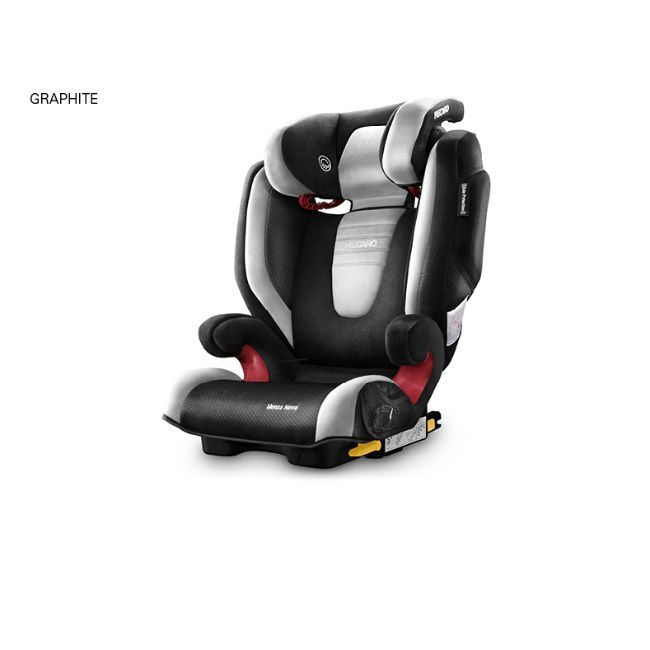 Image of   Autostol fra Recaro - Monza Nova 2 Seatfix i Grafit
