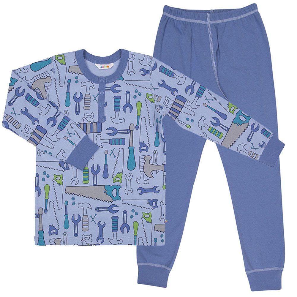 Image of   Pyjamas fra Joha - Værktøj