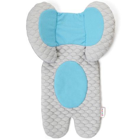 Indsats til autostol fra Munchkin - Cool Cuddle Head Support