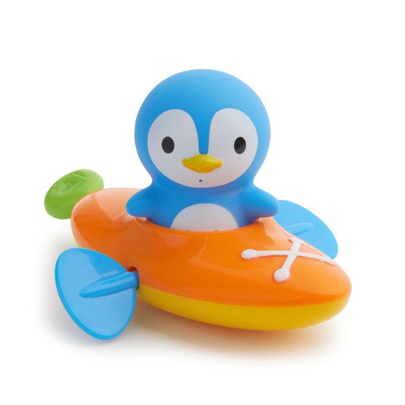 Badelegetøj fra Munchkin - Pull and go! - Paddlin Penguin