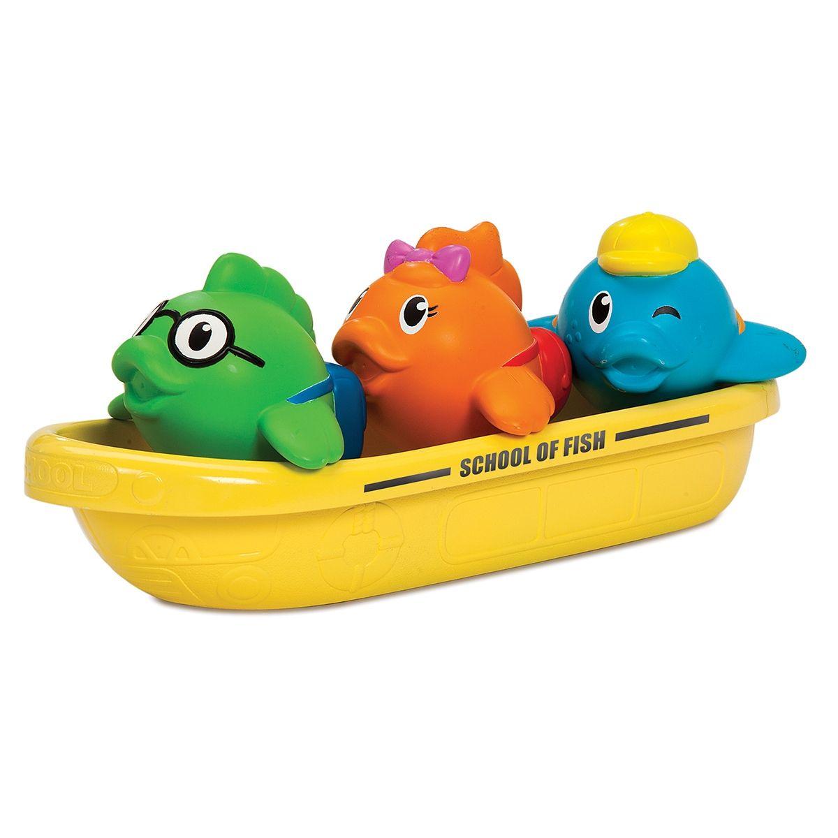 Badelegetøj fra Munchkin - School of Fish