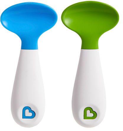 Image of Begynderbestik fra Munchkin - Scooper Spoon - Dreng (MKN-FED16_Dreng)