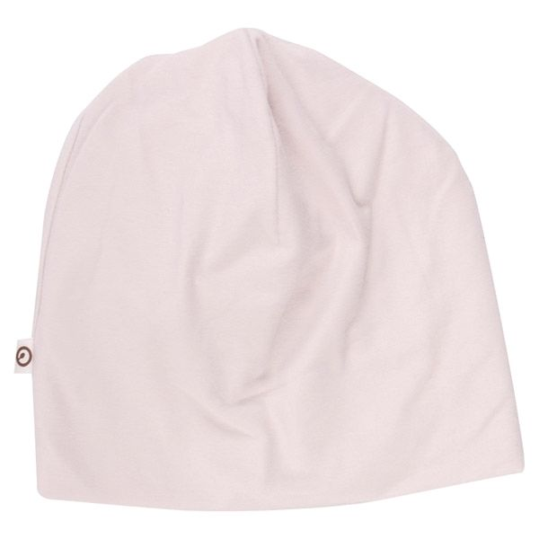 Image of   Beanie fra Müsli - Light rose (GOTS)