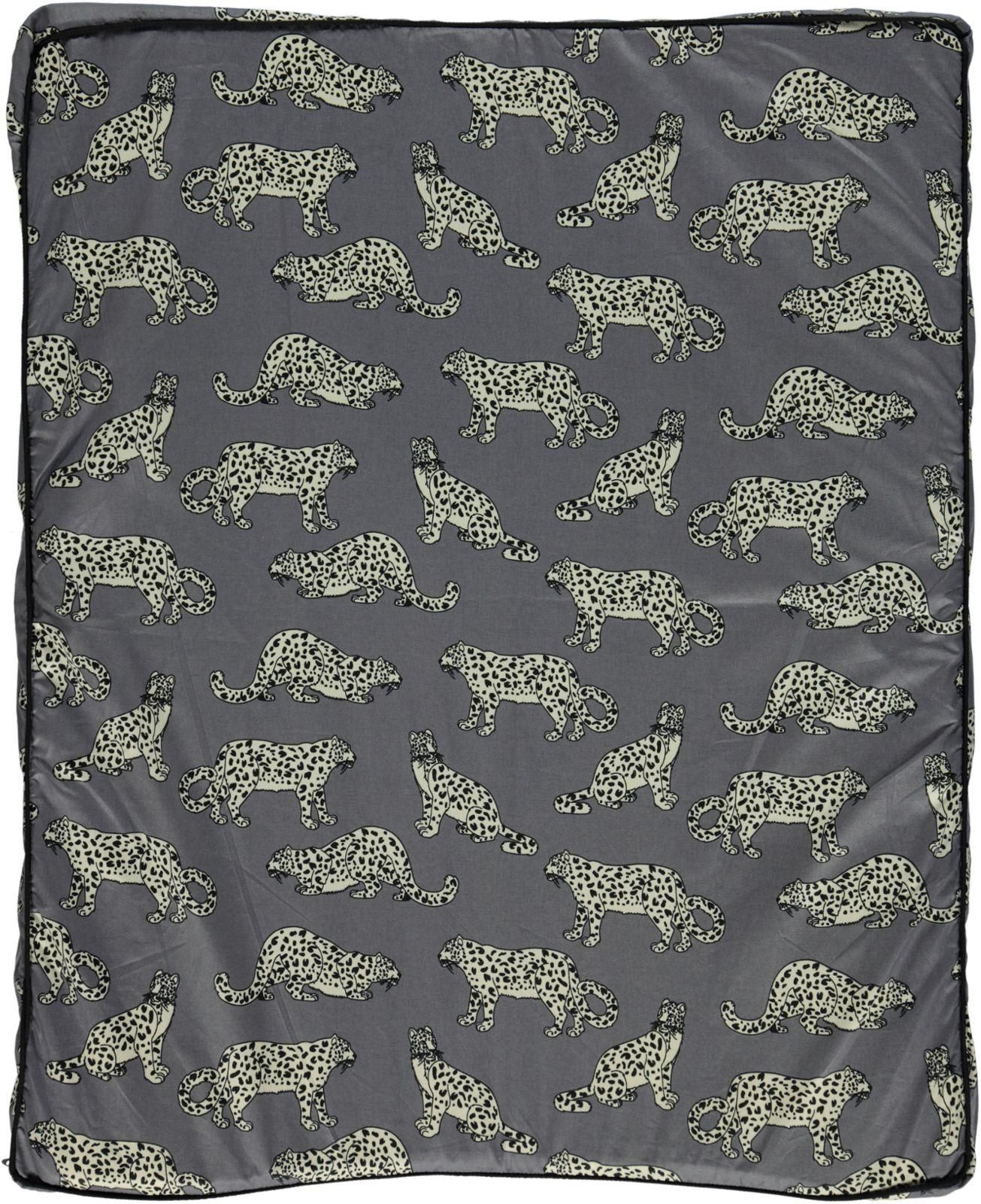 Puslepude fra Småfolk - Leopard (GOTS)