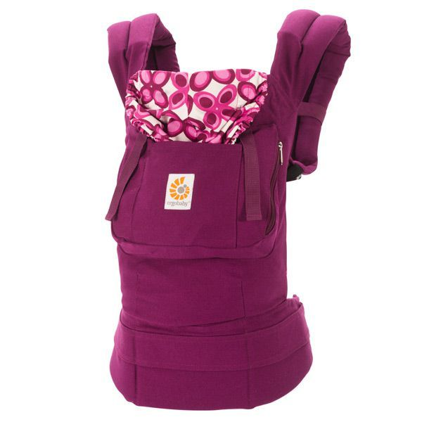 ERGObaby bæresele - Original Carrier™ - Mystic Purple