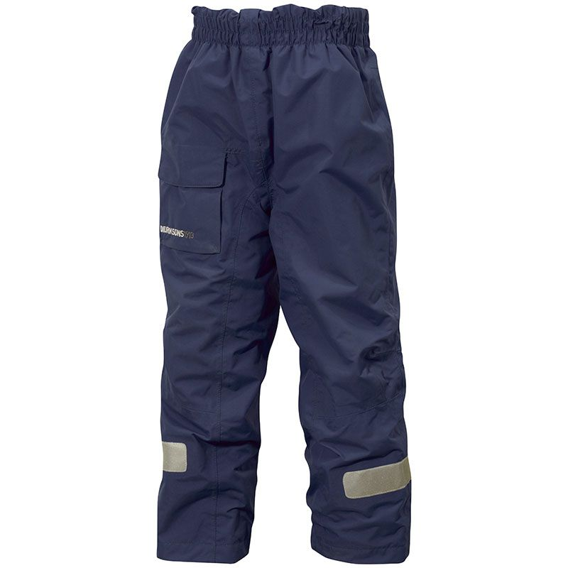 Image of Regnbukser All-weather fra Didriksons - Noki - Navy (5000178-039)