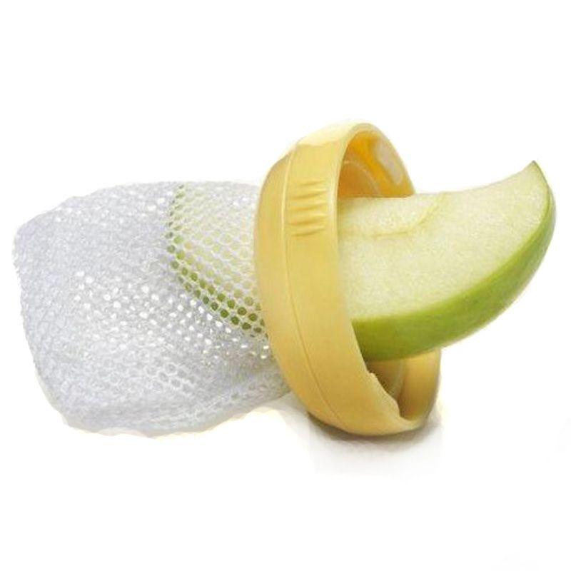 Fruit nibbler fra nuby - ekstra net (3 stk.) fra Nuby på babygear.dk