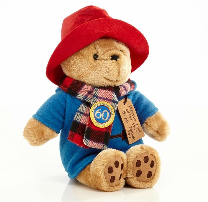 Image of Tøjdyr fra Disney - Paddington (28 cm) (RBD-TOY20)