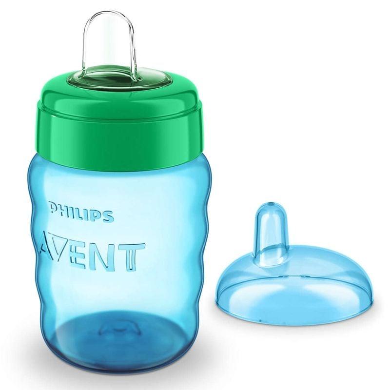Image of   Drikkeflaske fra Philips Avent - Easy Sip (9m+) - Blå