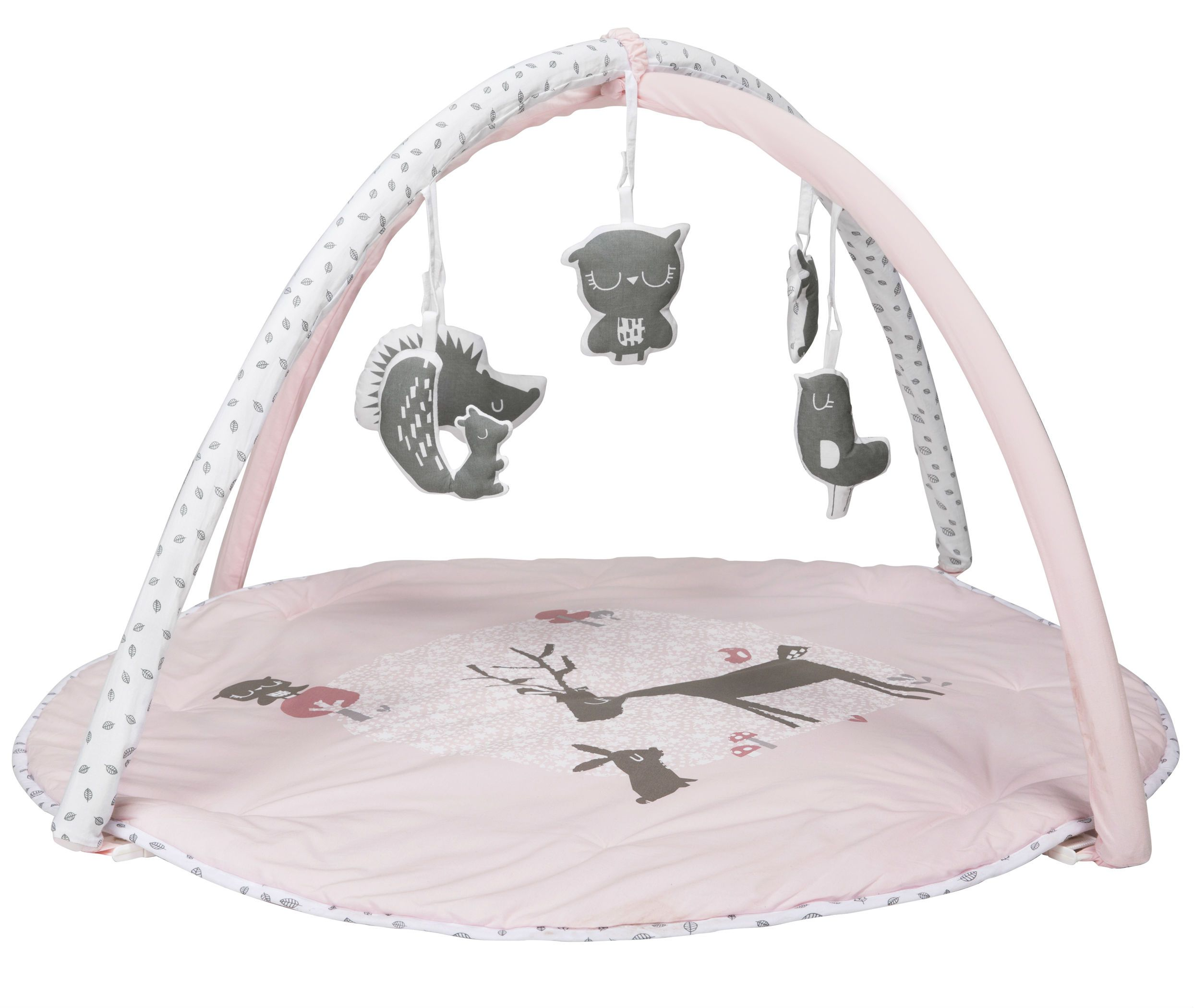 Forest Friends babygym fra Vinter & Bloom - Blossom