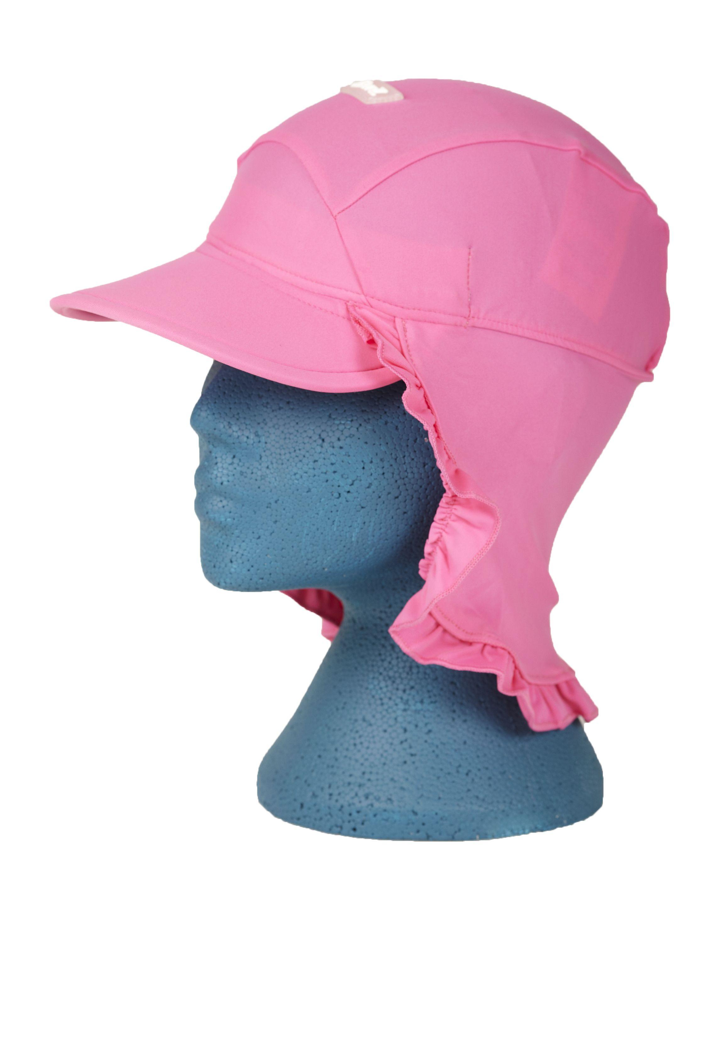 Image of   Legionærhat fra Baby Banz - Pink Frills