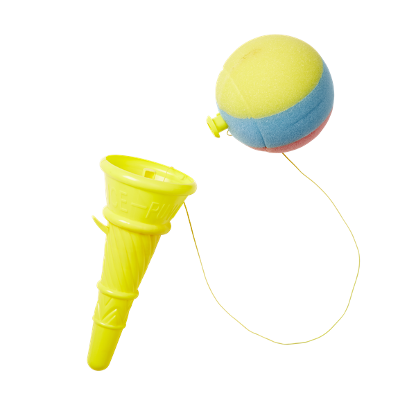 Image of Grib iskuglen! Ice Cream Cone Punch Game fra Rice (PLAY-ICEXC)