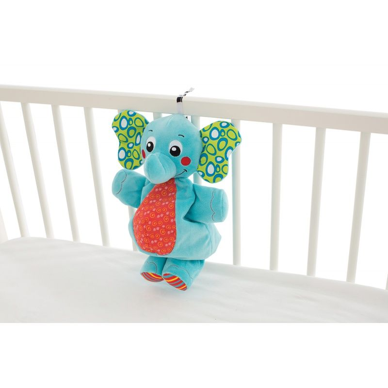 Image of Lullaby musik elefant fra Playgro (1-0184080)