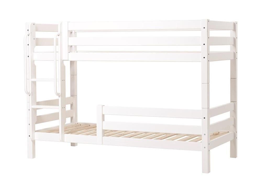 Etageseng med stige og 2 sengeheste - Hoppekids Premium (200x90)