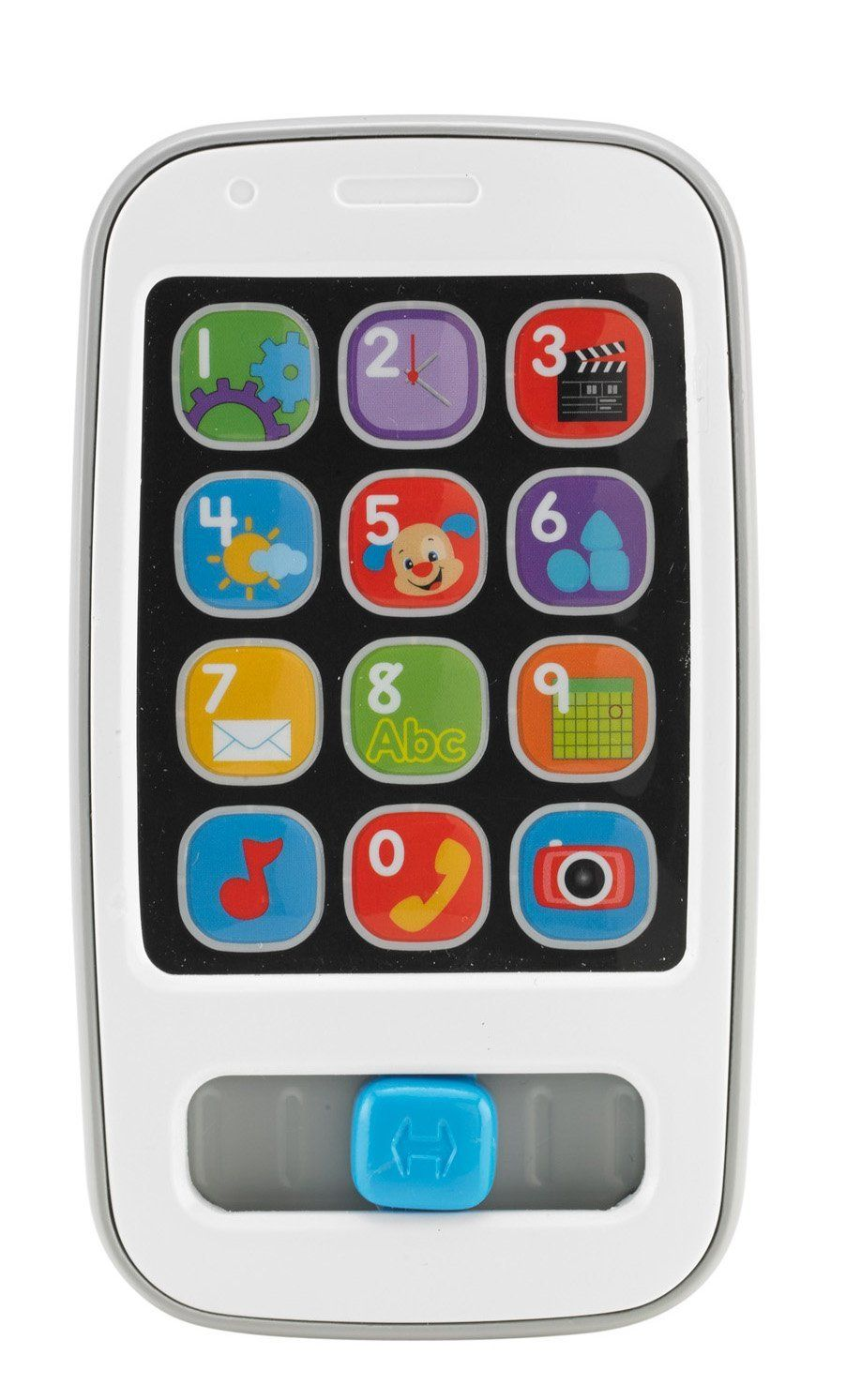 Image of Baby telefon fra Fisher-Price - Laugh n Learn Phone (FPLL-TOY06)