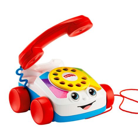 Image of Telefon fra Fisher-Price - Chatter Telephone (FP-TOY27)