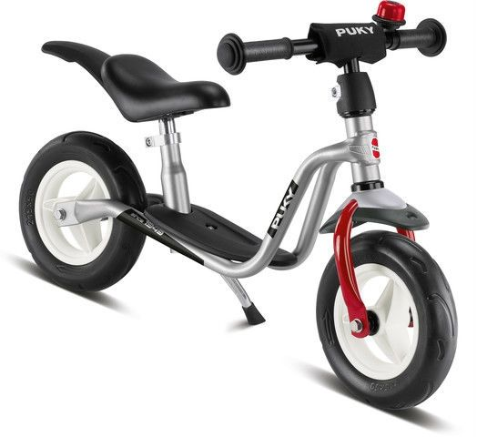 Image of Løbecykel fra PUKY - LRM Plus - Silver (4072)