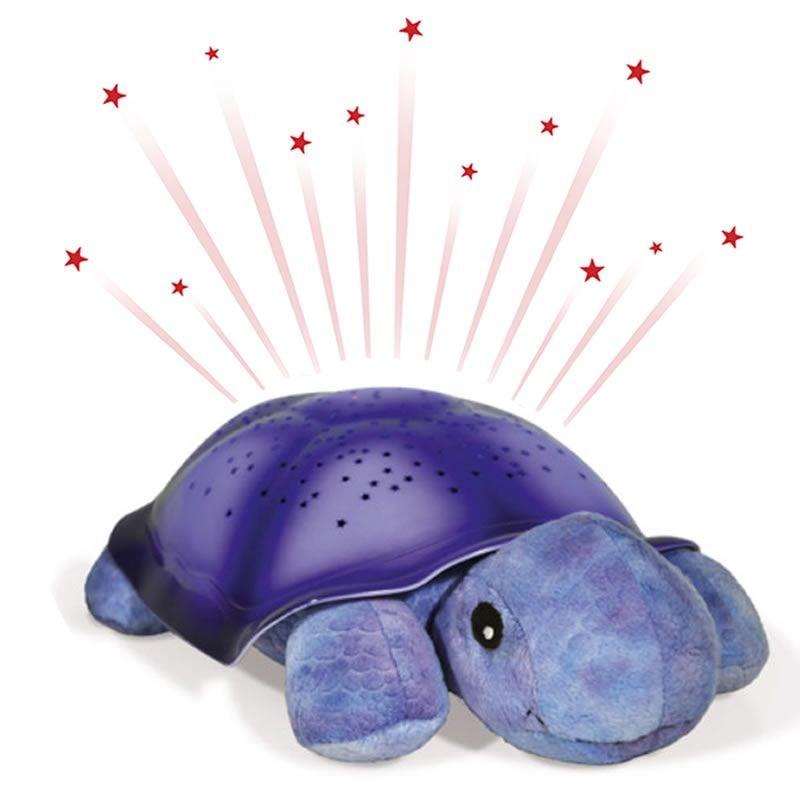 Image of   Natlampe fra Cloud b - Twilight Turtle - Lilla