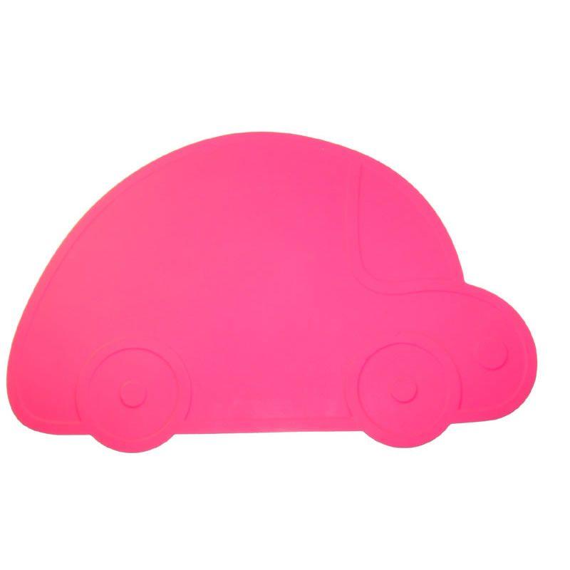Dækkeserviet fra kg design - rally - pink fra Kg design fra babygear.dk