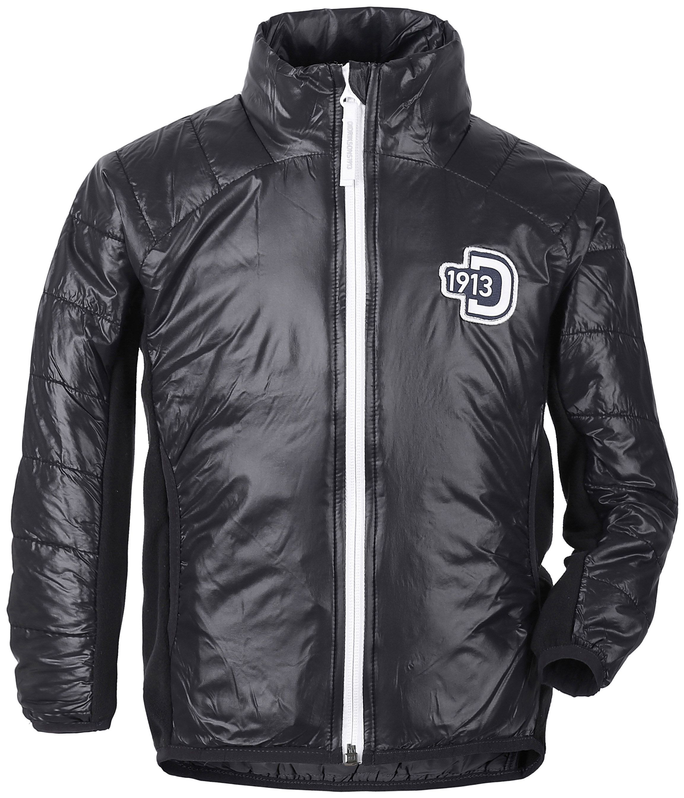 Image of Jakke fra Didriksons - Råne Kids Jacket - Black (501721-060)