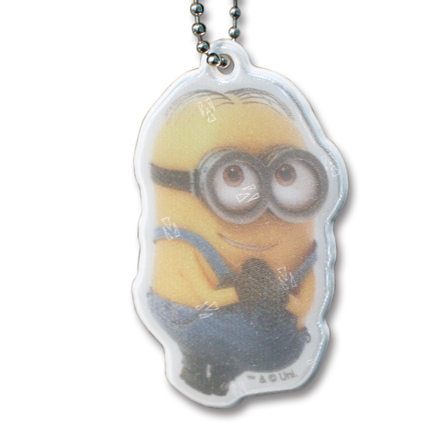 Image of   Hængerefleks fra Softreflector - Minions - Happy Dave