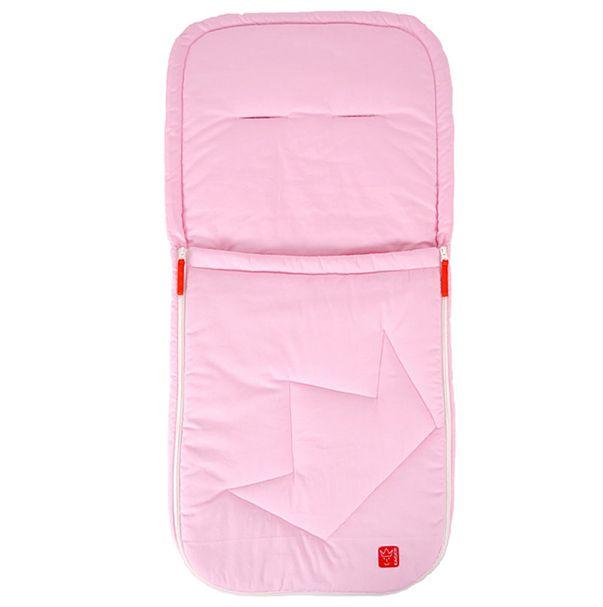 Sommer kørepose fra Kaiser - Ammy - Soft Pink