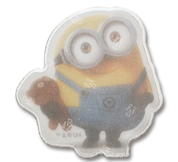Image of   Refleks sticker fra Softreflector - Minions - Bob