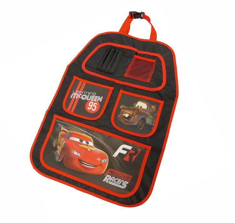Image of Ryglænspose til bilen - Cars™ (8714986022551)
