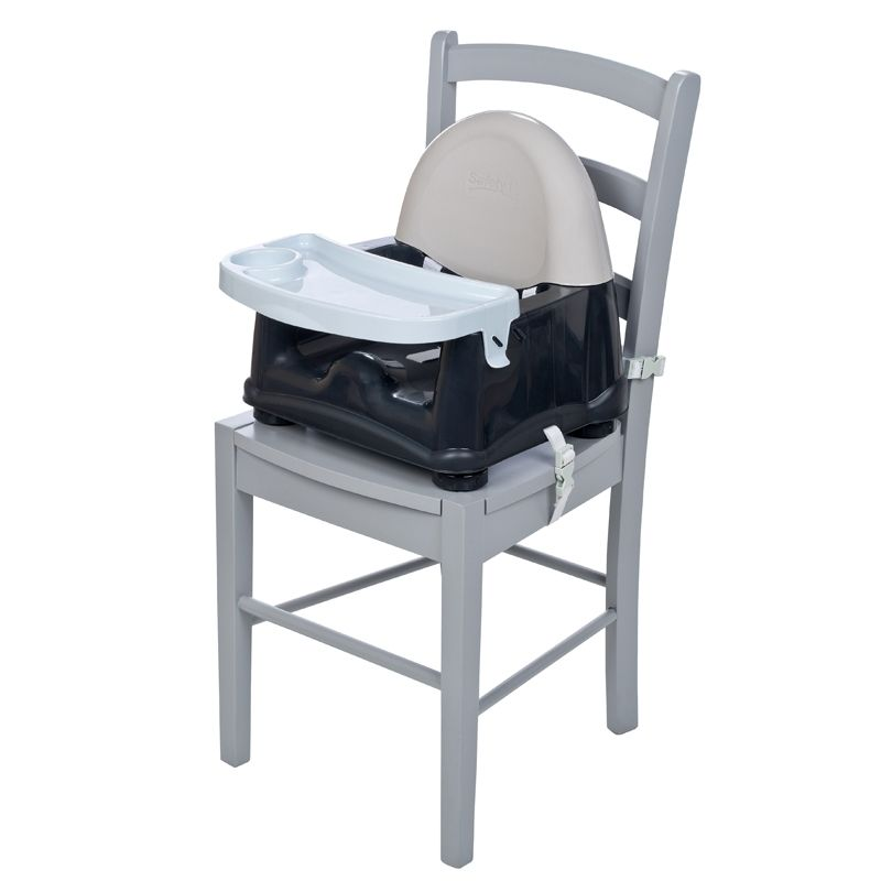 Image of Boostersæde m. bakke fra Safety First - Easy Care Swing Tray Booster Seat (SYF-FED06)
